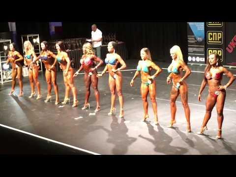 Wellness Bikini 2017 UKBFF The East Of England Championships Leicester