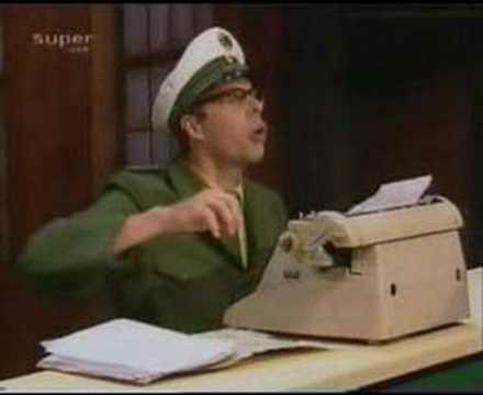 Herr Holm - Polizeibericht