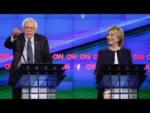 Media Edits Out Key Bernie Sanders Rant