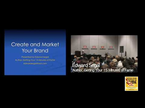 Create and Market Your Brand