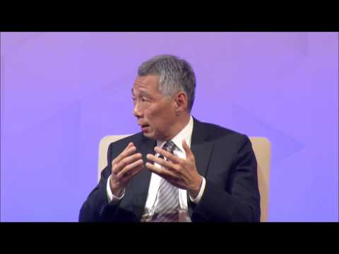 SG50+ Conference - Conversation with PM Lee Hsien Loong