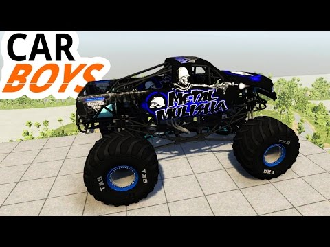 Nick and Griffin's Monster Truck Rally — CAR BOYS, Episode 23