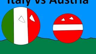 War simulations: italy vs austria -