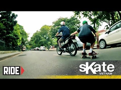 SKATE Vietnam with Timmy McMeel