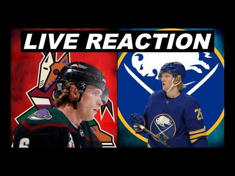 Download Nordic97 Commentary: Arizona Coyotes Vs Buffalo Sabres