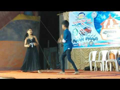 Pookale satru oyivedungal dance performance by Devi and Sooraj