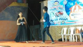 Pookale satru oyivedungal dance performance by Devi and Sooraj