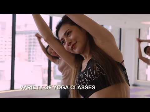 True Yoga • Fitness TAIWAN