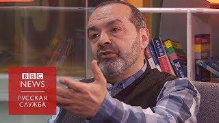 Виктор Шендерович о Солсбери, выборах президента Украины и аннексии Крыма