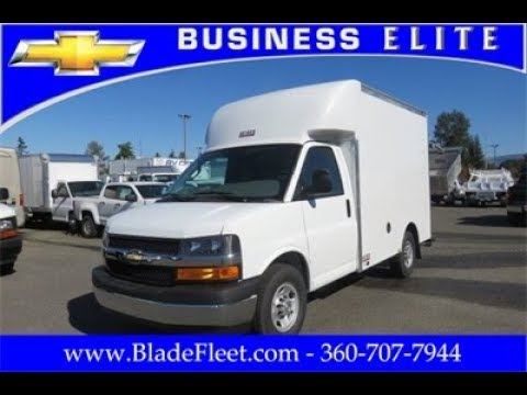 2017 Chevrolet Express Commercial Cutaway 9887