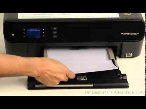 Hp Deskjet Ink Advantage 3545 драйвера скачать