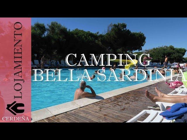 Camping Bungalow Bella Sardinia   Oristano Cerdeña
