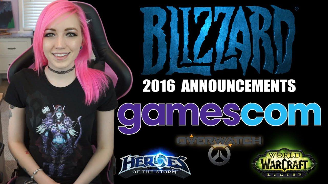 gamescom blizzard announcements recap 2016 tradechat. Black Bedroom Furniture Sets. Home Design Ideas