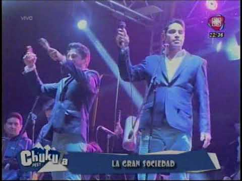 CUMBIA DE HOY - CHUKUTA FEST 2018: LA GRAN SOCIEDAD