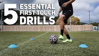 Download Video 5 Essential First Touch Drills Every Player Should Master MP3 3GP MP4