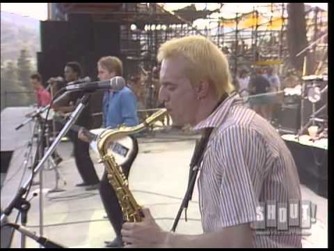 The English Beat - Mirror In The Bathroom (Live at US Festival 9/3/1982)