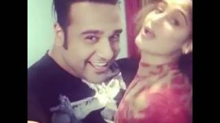Comedy Nights Bachao Host Krushna Wishing His Sister Birthday In Different Style