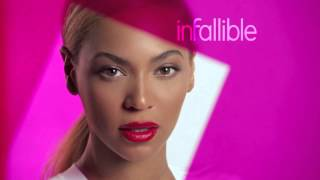 L'Oreal Infallible 2013 featuring Beyoncé - HD
