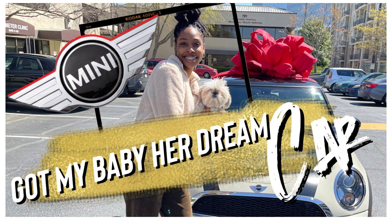 JAHCHERISE| HER DREAM CAR!!!