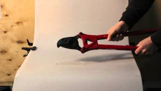 Ножницы (339510)(для резки РВД до 1