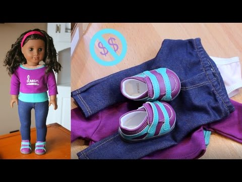 OPENING A FREE OUTFIT FROM AMERICAN GIRL