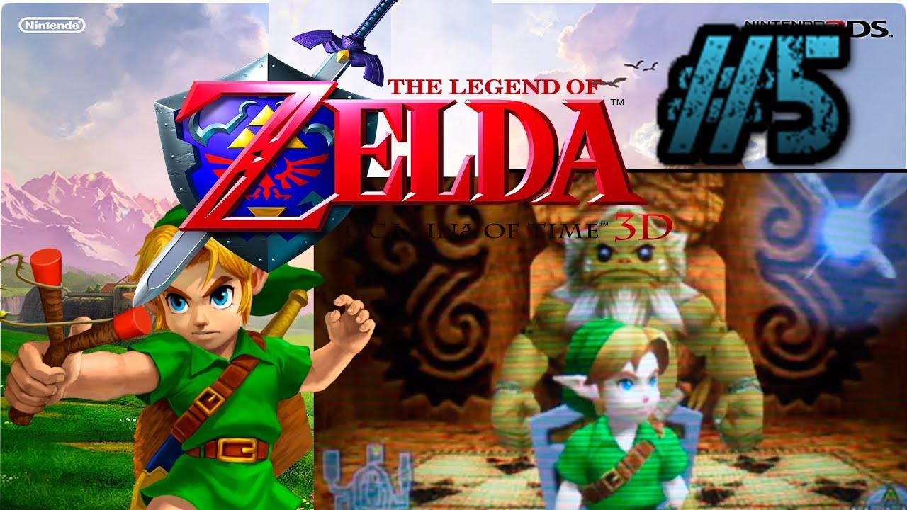 Zelda Ocarina Of Time 3d Wallpaper Zelda Ocarina Of Time 3d Espa 241 Ol Parte 5 Quot Ciudad Secreta