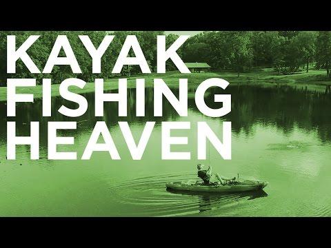 Kayak Bass Fishing with LunkersTV