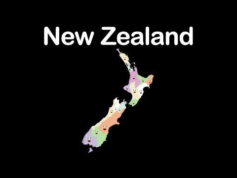 New Zealand/New Zealand Country/New Zealand Geography