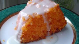 Recipes Using Cake Mixes: #4 Orange Cake