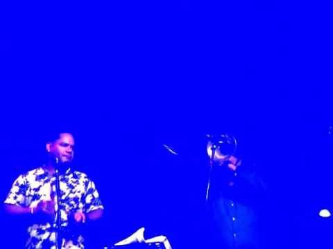 Richard Bona & Mandekan Cubano Festival Vic-Fezensac, France July 28 2017