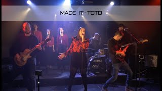 MADE IT - TOTO - COVER