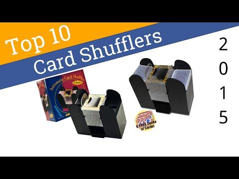 10 Best Card Shufflers 2015