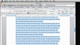 Video Lesson 7 - Change the document layout in Word download MP3, 3GP, MP4, WEBM, AVI, FLV Juli 2018