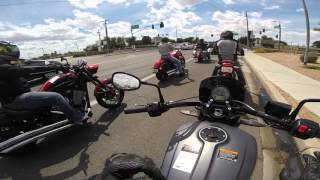 2016 VICTORY OCTANE FIRST RIDE DEMO