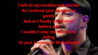 Video maher zain assalamualaika ya rasullullah lyrics download MP3, 3GP, MP4, WEBM, AVI, FLV Desember 2017