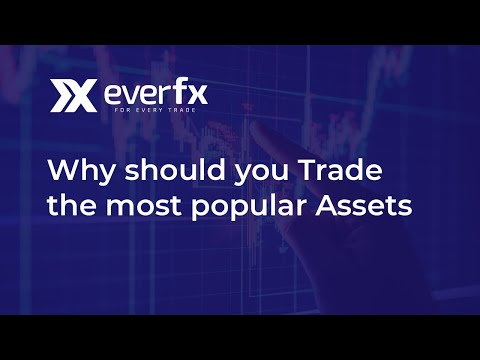 Why should you trade the most popular Assets