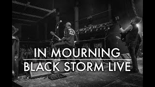 In Mourning - Black Storm (Live at Z7)