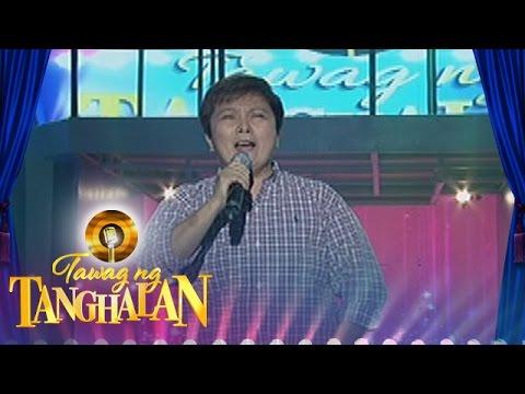 Tawag ng Tanghalan: Marty Liñan | The One That You Love