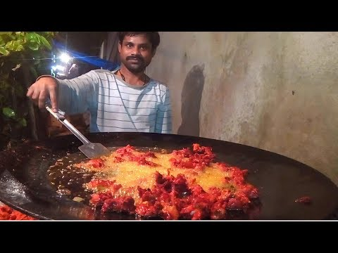 Street Food Tour In Hyderabad India 2017 || Fastest Street Food Skills By Hyderabadi Muslim 2017