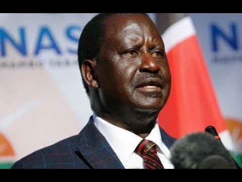 Why Raila Odinga's trip to the UK came at the right time