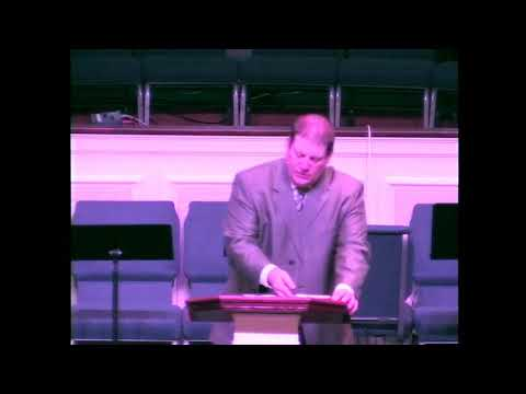 Press On    Wes Johnson    First Assembly Church