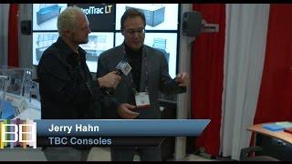 TBC Consoles: SmartTrac 1.5 at CCW SATCON
