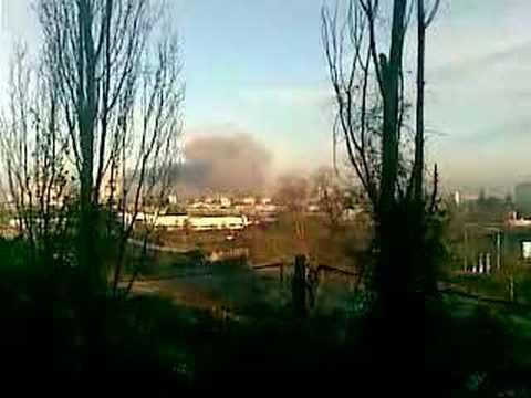 Explosion de gaz à Noisy Le Sec