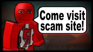 Roblox Scam Bots jetzt bei Spielen beitreten