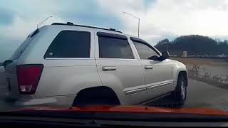 #WHAT HAPPENS WHEN JEEP DRIVERS THINK THEY OWN THE ROAD FAILS 2018