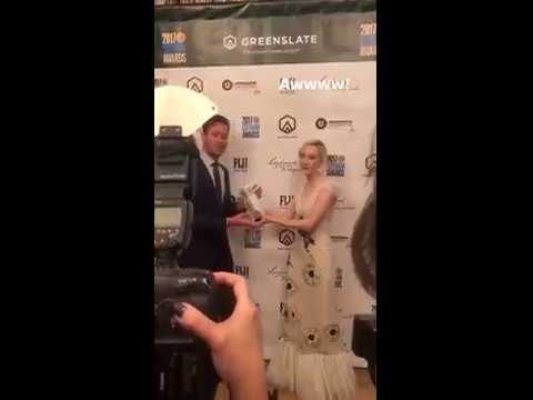 Armie Hammer & Saoirse Ronan - Best Actress Prize Gotham Awards