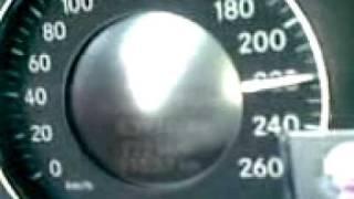 mercedes e220 cdi test top speed