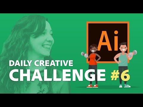Daily Creative Challenge #6 | Cityscape