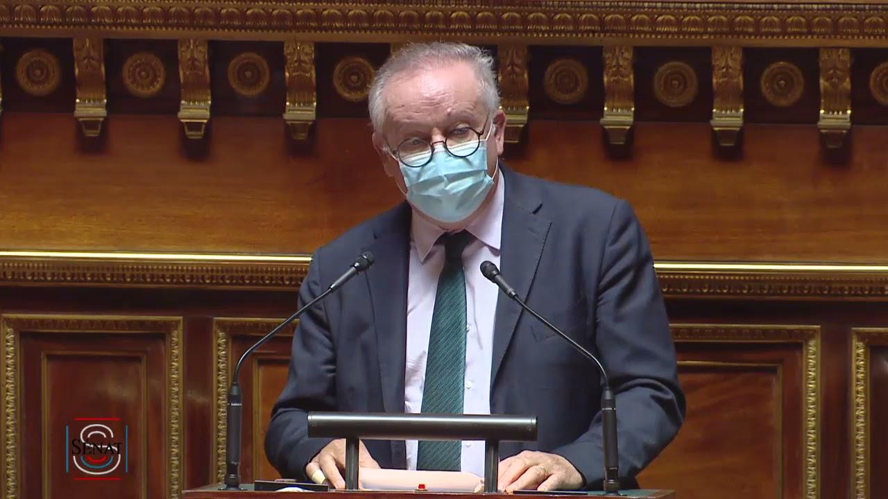 Pierre MÉDEVIELLE : Débat - Avenir institutionnel, politique et économique de la Nouvelle-Calédonie