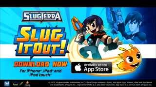 Slugterra. Slug it Out! Game/Слагтерра. Игра Slug it Out! (Megalicense)